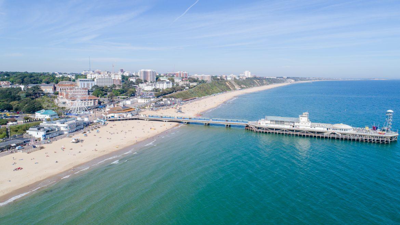 Poole Beaches Uk